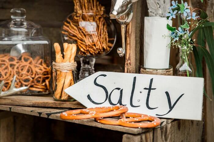Salty Bar Die Salzige Alternative Zur Candy Bar
