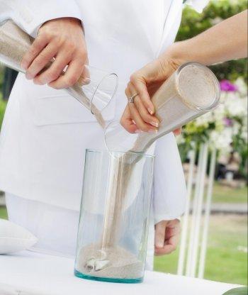 Hochzeit Sandzeremonie