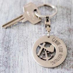 Schlüsselanhänger für Paare