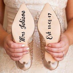Schuhsticker personalisiert
