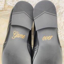 Schuh-Sticker