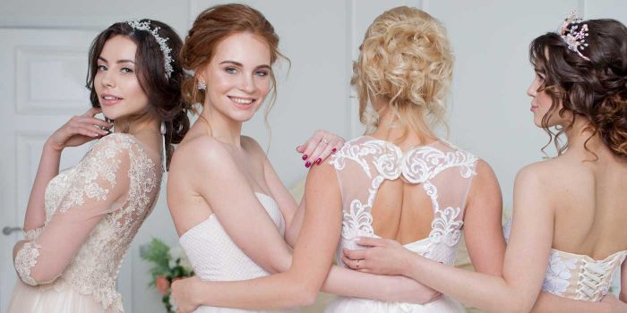 Gebrauchte Hochzeitskleider