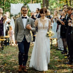 Seifenblasen für Hochzeit