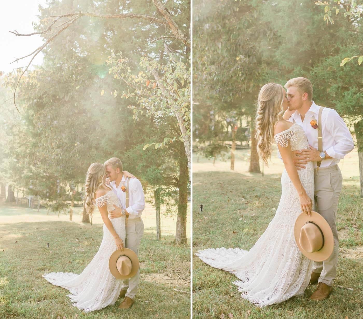 Hochzeit Rauchfackel