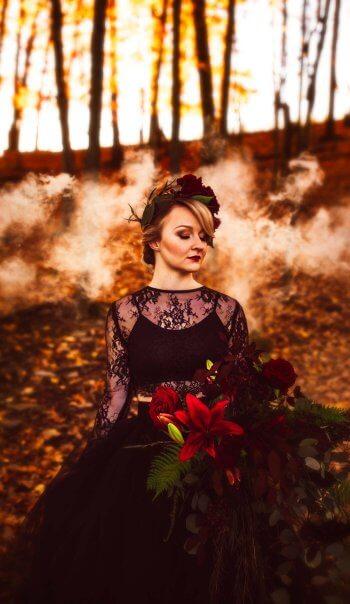 Hochzeitsbilder Rauch