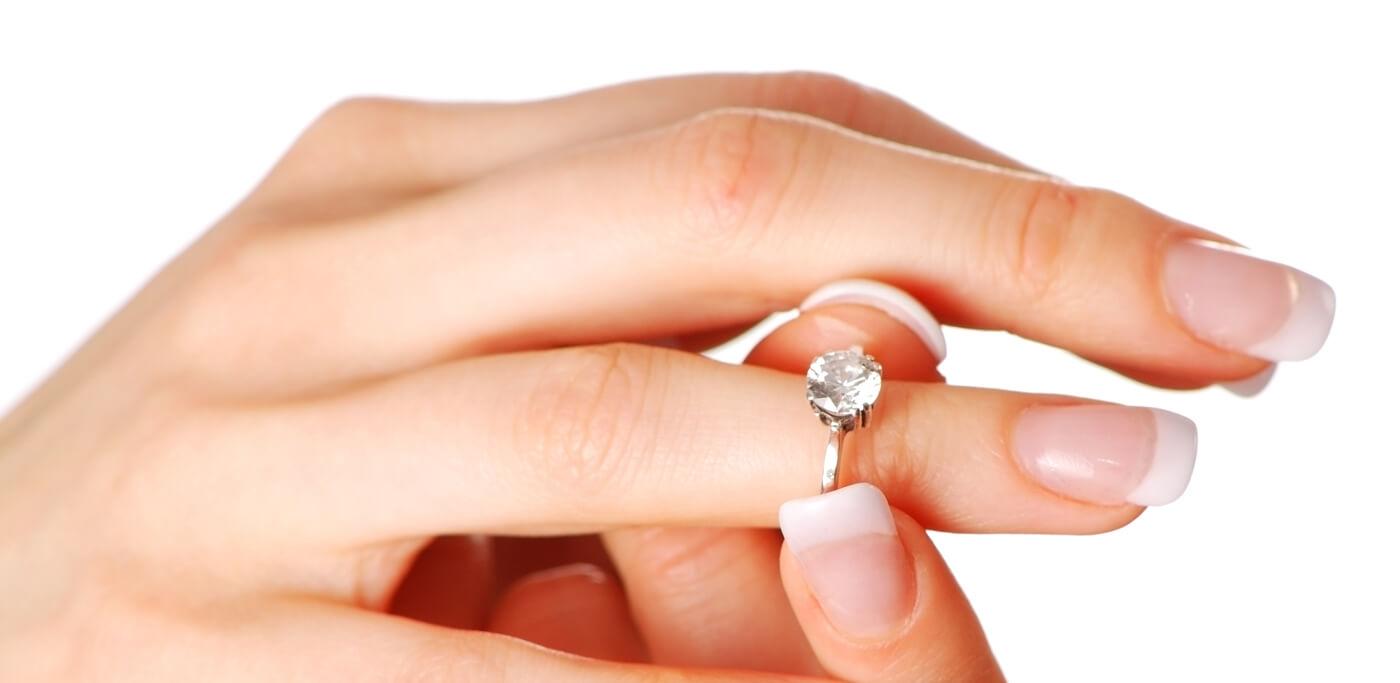 Verlobungsring Brillant