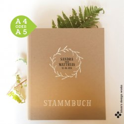 Familienstammbuch A4