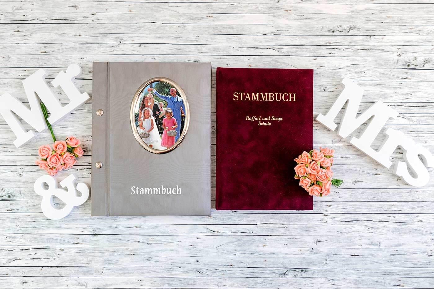 Familienstammbuch beantragen