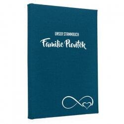 Personalisiertes Stammbuch