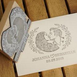 Hochzeit Stempel
