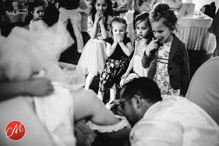 Strumpfband Hochzeit Brauch