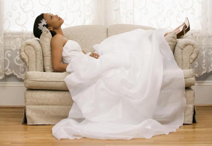 Die Suche nach dem Brautkleid