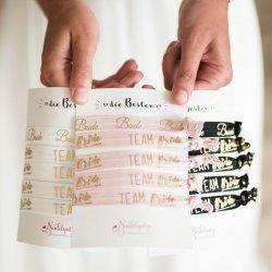 Armbänder Team Bride