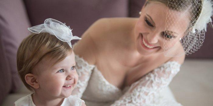 Taufe und Hochzeit zusammen