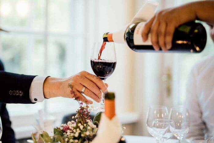 Spruch Hochzeit Wein