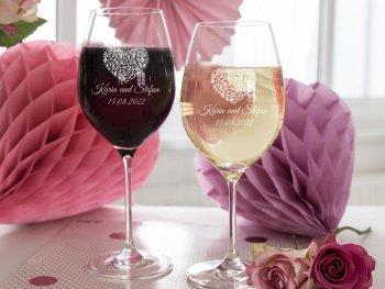 Wein für Hochzeit