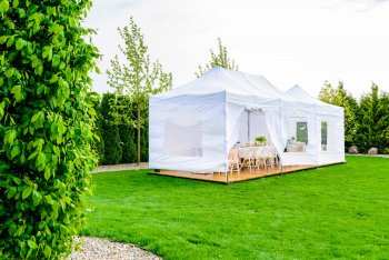 Rent a wedding tent