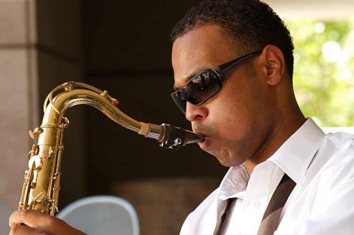 Musik zur Hochzeit - Saxophon