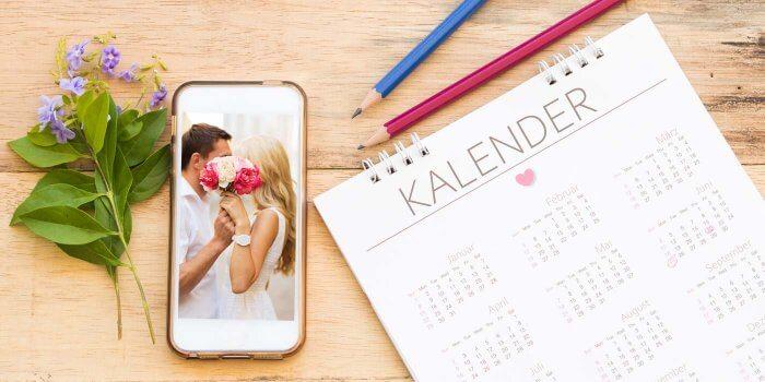 Hochzeitsmonat