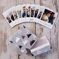 Weihnachtsgeschenk für Partner: Bilderbox