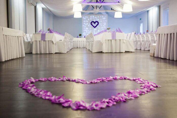 Hochzeit Tanzfläche