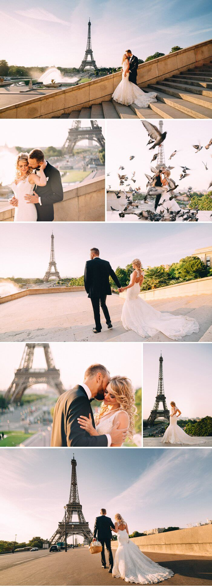 After Wedding Shooting in Paris