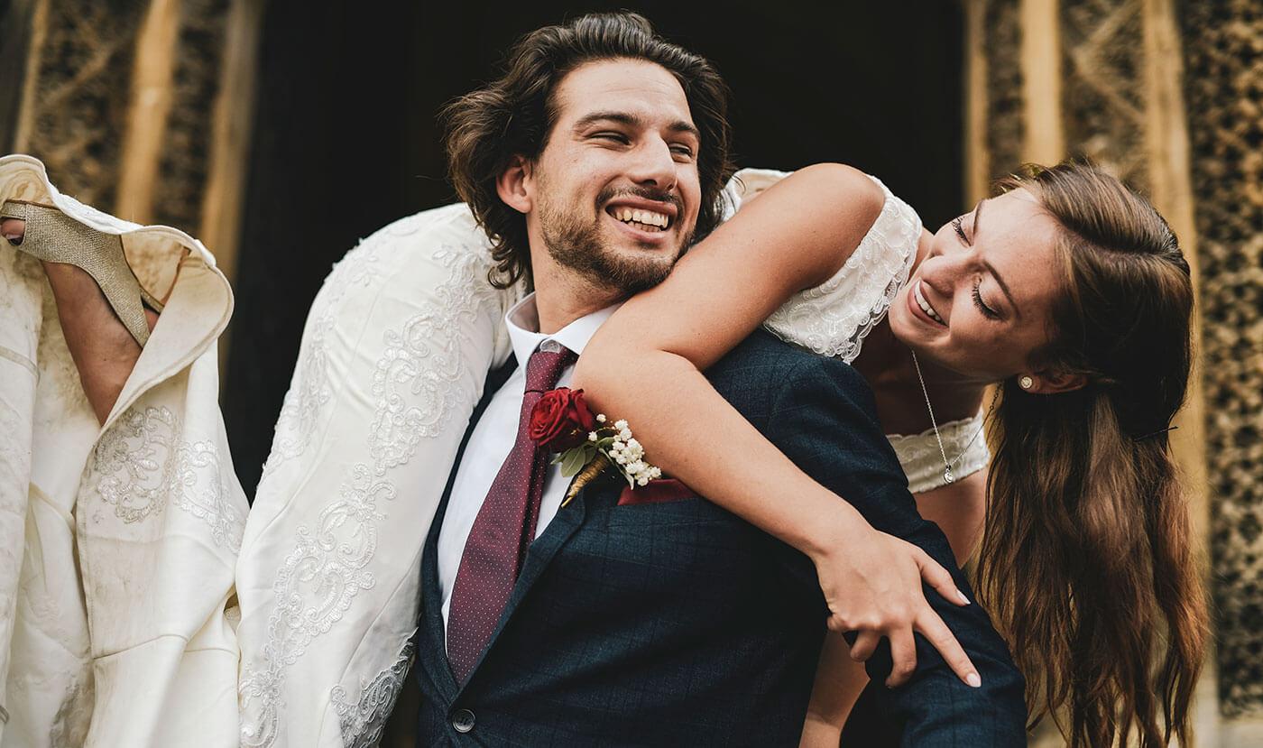 Standesamtliche Heirat