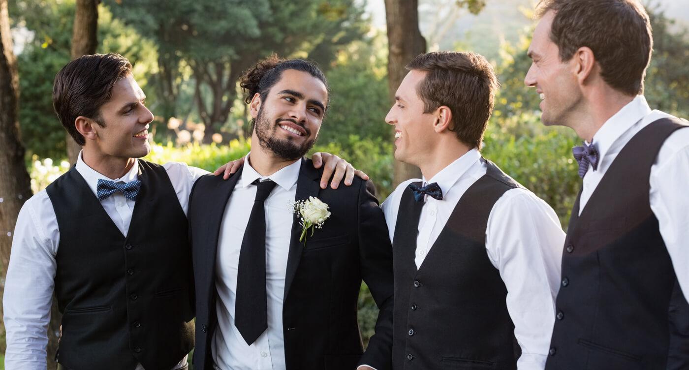 Hochzeit Trauzeuge