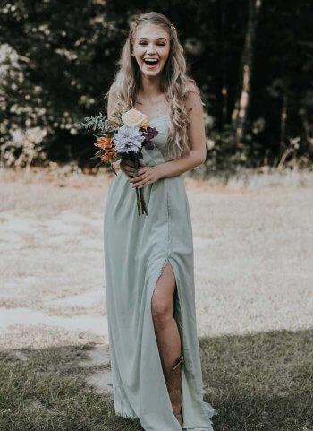 Brautjungfernkleider Tipps Damit Die Kleider Allen Deinen Madels Gefallen