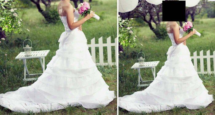 Hochzeitskleid online verkaufen