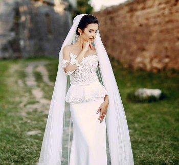 Brautkleider Zweiteiler