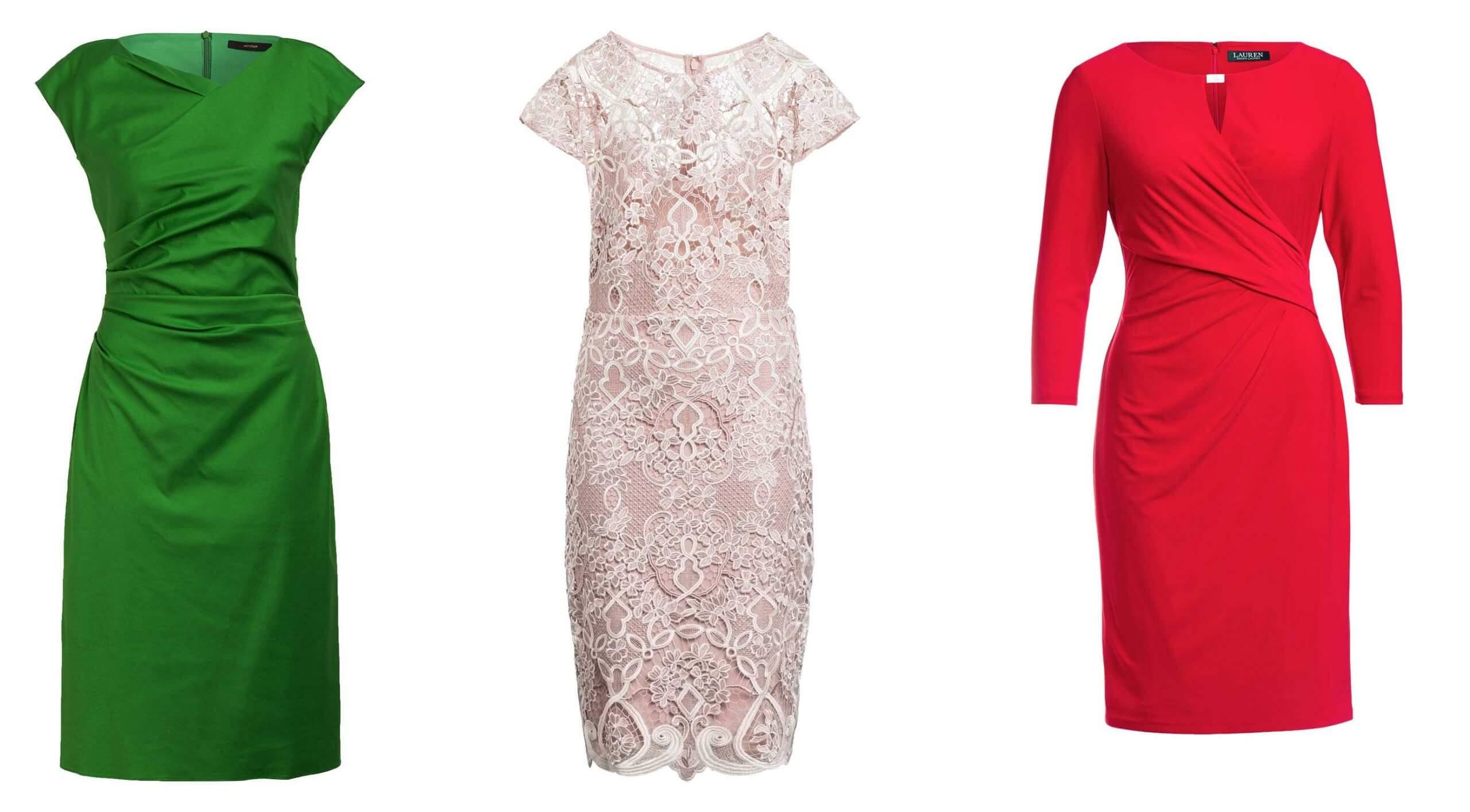 brautmutterkleider: festliche kleider zur hochzeit für die