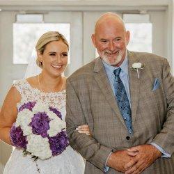 Einzug Braut mit Vater
