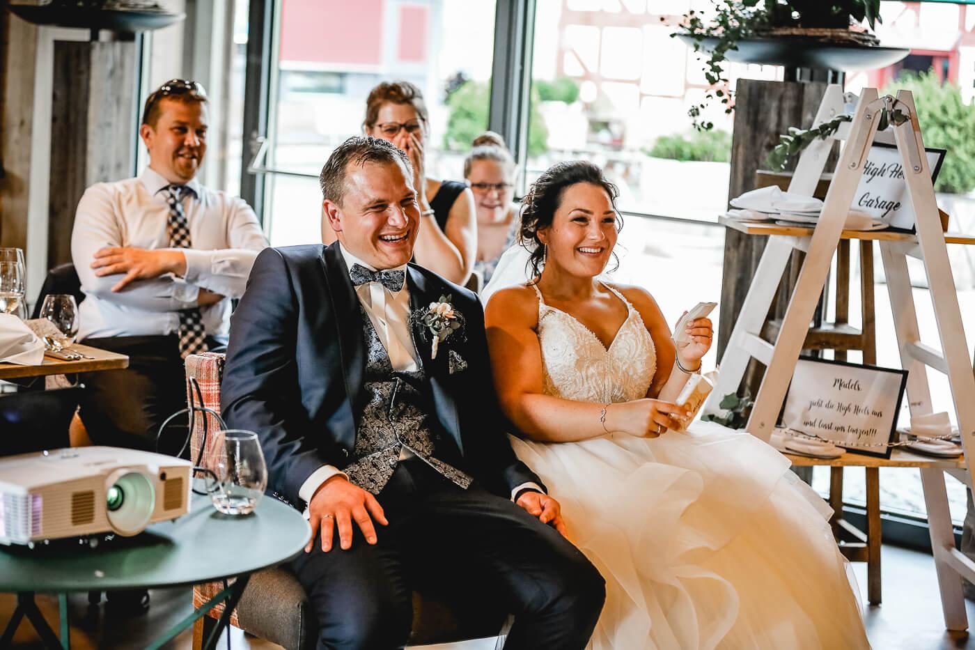 Hochzeitsrede Vater