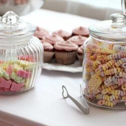 Candy Bar Behälter