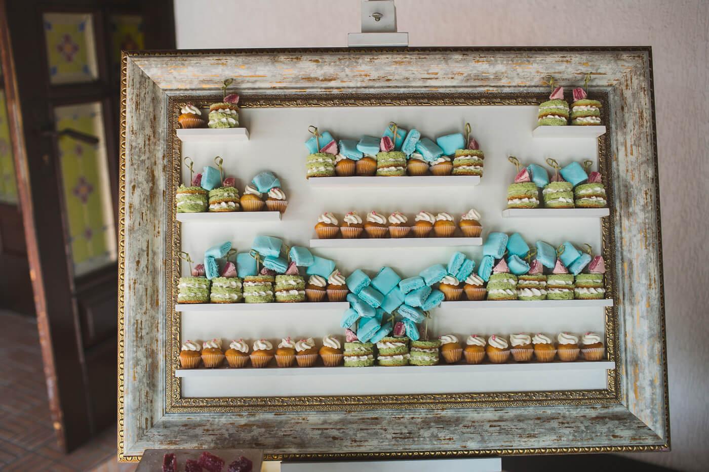 Candy Bar Süßigkeiten Ideen