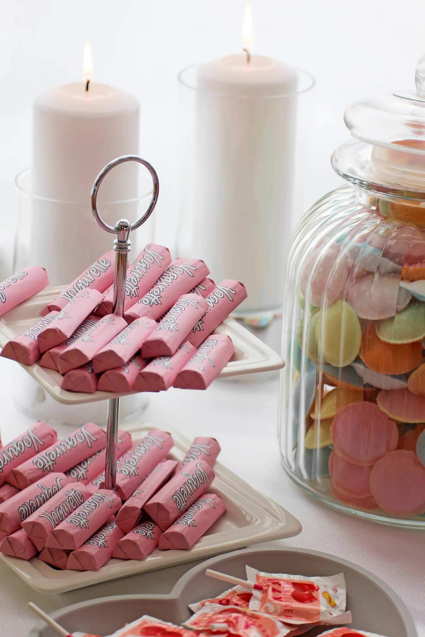 Candy Bar Süßigkeiten