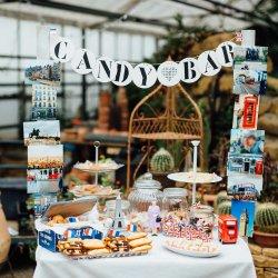 Candy Bar Tisch