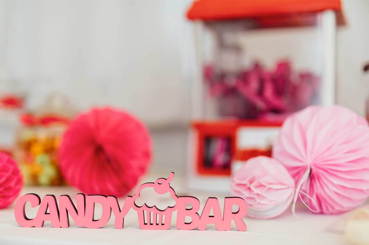 Deko Candy Bar