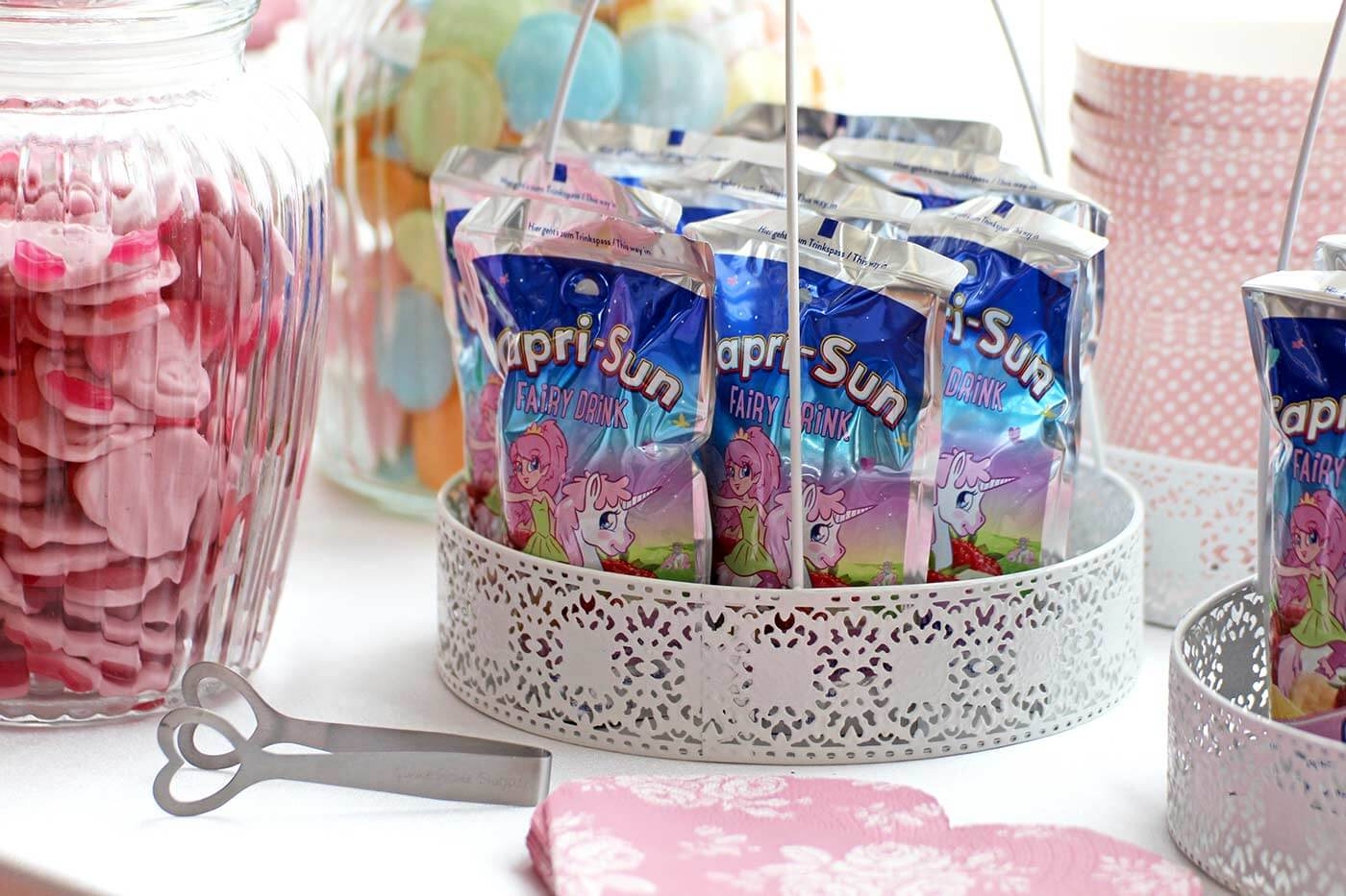 Süßes für Candybar