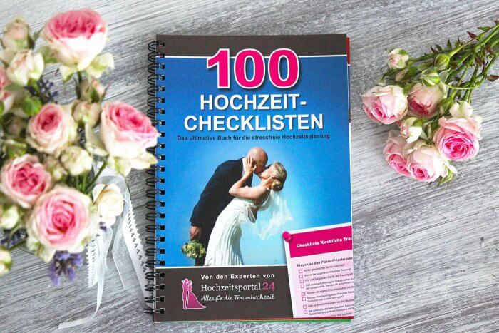 Checkliste Zur Hochzeit So Vergesst Ihr Garantiert Nichts