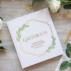 Gästebuch Goldene Hochzeit
