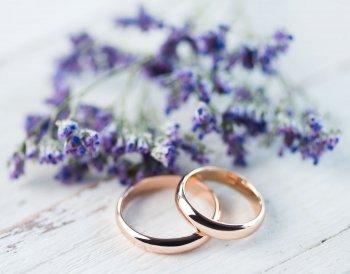 Welches Material für Eheringe?
