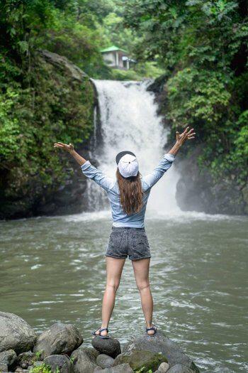 Flitterwochen in Bali