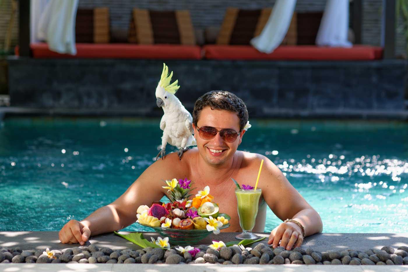 Hochzeitsreise Bali