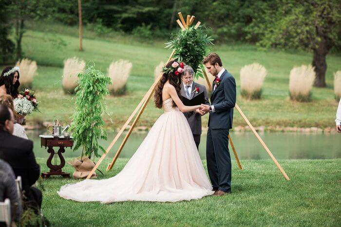 Freie Redner Hochzeit