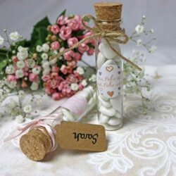 Hochzeitsmandeln Verpackung