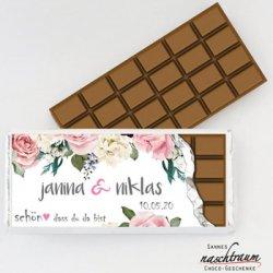 Hochzeitsschokolade