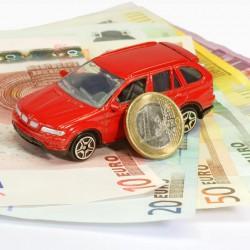 Geldgeschenk Auto