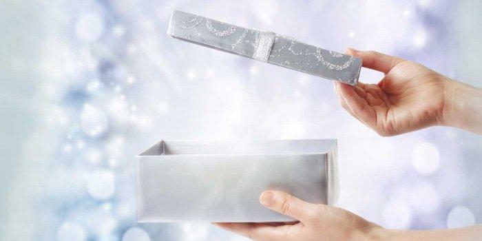 Geschenkideen Silberhochzeit
